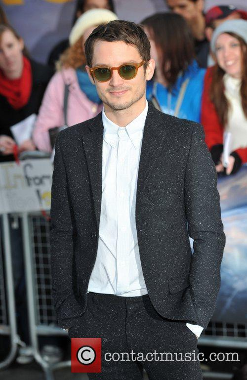Elijah Wood and Empire Leicester Square 4
