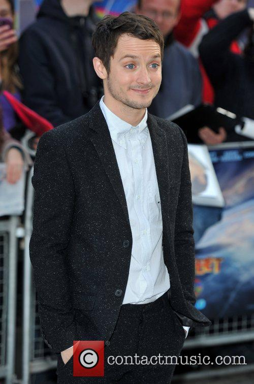 Elijah Wood and Empire Leicester Square 5