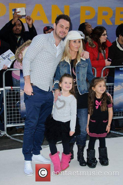 'Happy Feet Two' European premiere held at the...