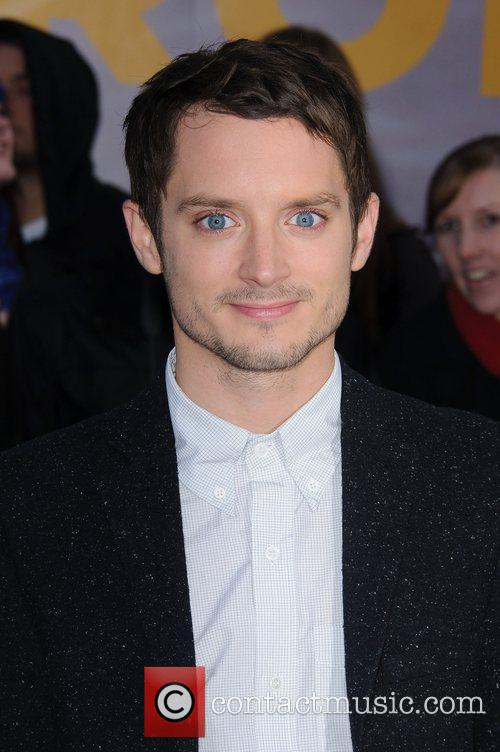 Elijah Wood and Empire Leicester Square 1