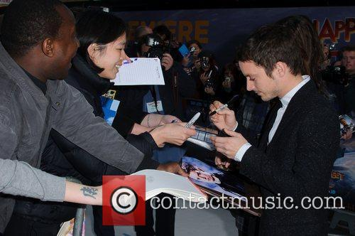 Elijah Wood and Empire Leicester Square 9