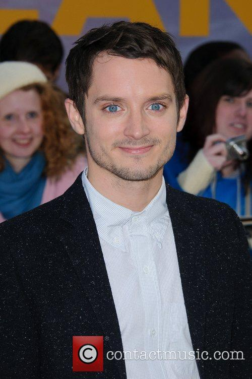 Elijah Wood and Empire Leicester Square 6