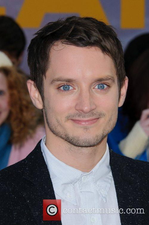 Elijah Wood and Empire Leicester Square 8
