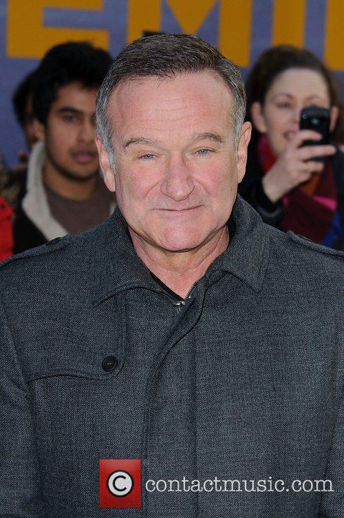 Robin Williams Happy Feet 2 Premiere
