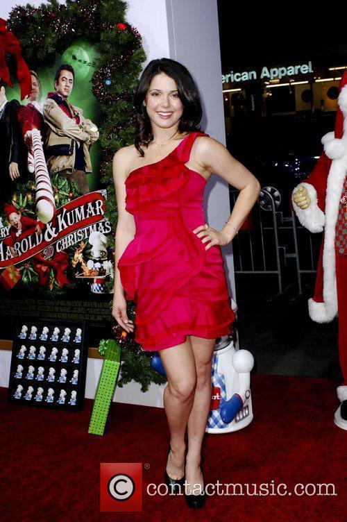 Ali Cobrin  The Premiere of 'A Very...