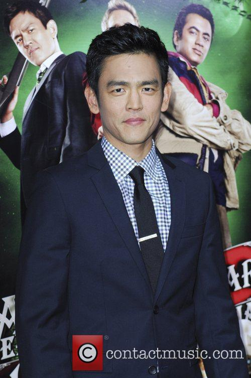 John Cho  The Premiere of 'A Very...