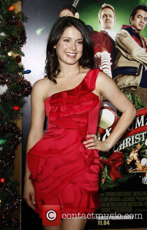 Ali Cobrin The Premiere of 'A Very Harold...