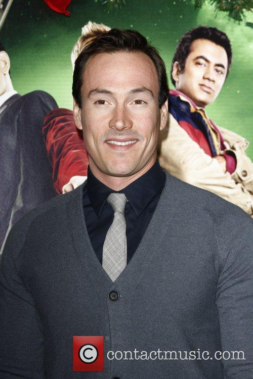 Chris Klein The Premiere of 'A Very Harold...
