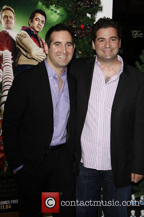 Hayden Schlossberg, Jon Hurwitz The Premiere of 'A...