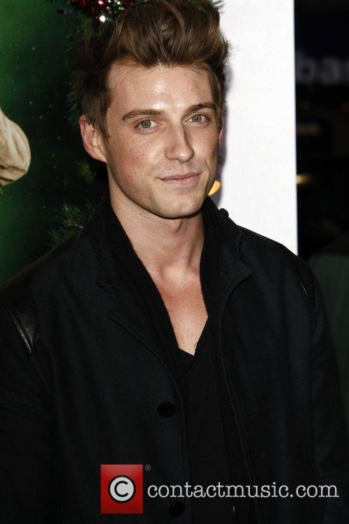 Jeremiah Brent The Premiere of 'A Very Harold...
