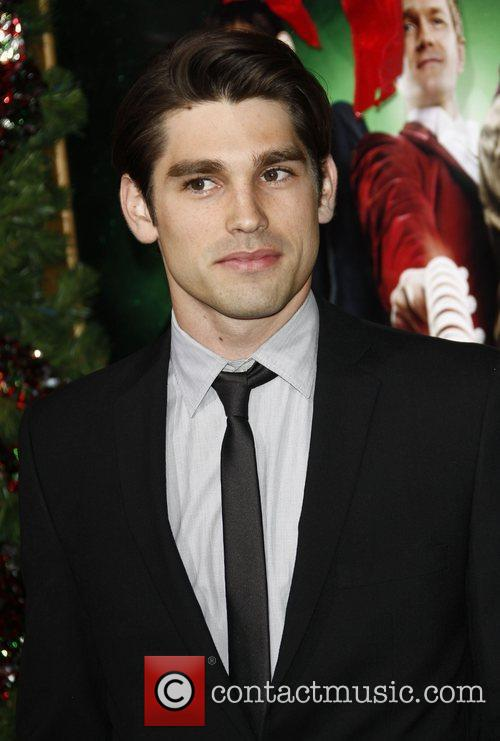 Justin Gaston The Premiere of 'A Very Harold...