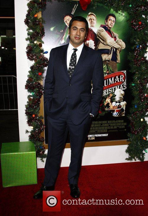 Kal Penn The Premiere of 'A Very Harold...