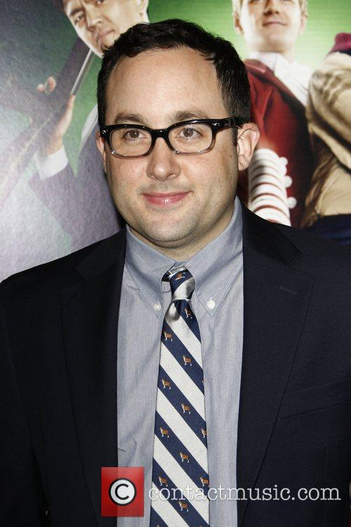 P J Byrne The Premiere of 'A Very...