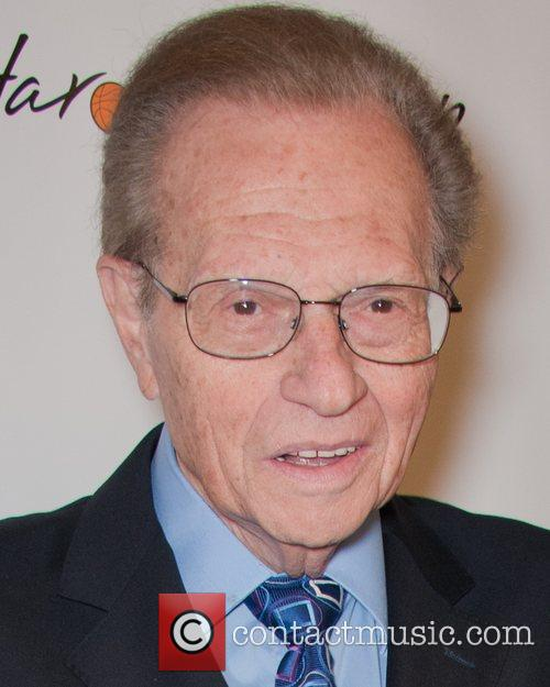 Larry King    11th Annual Harold...