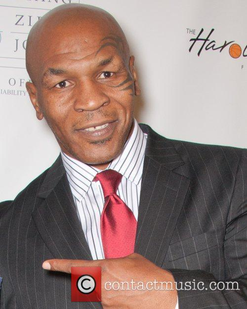 Mike Tyson    11th Annual Harold...