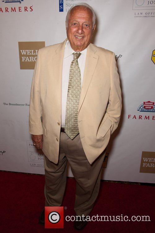 Tommy Lasorda    11th Annual Harold...
