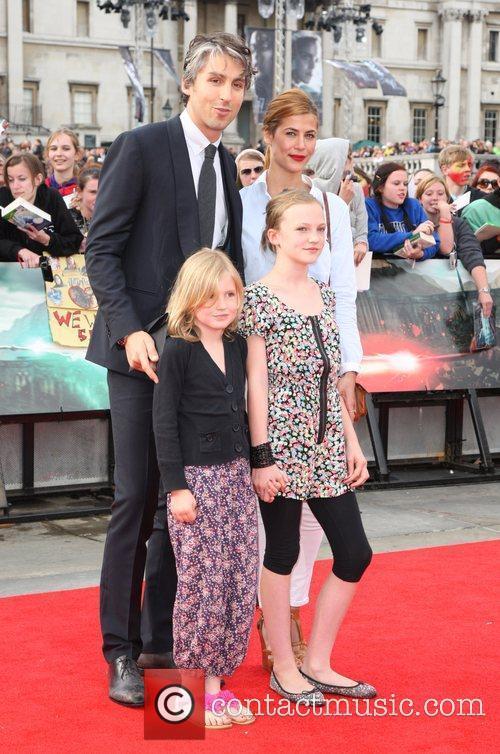 George Lamb, Daniel Radcliffe and Emma Watson 3