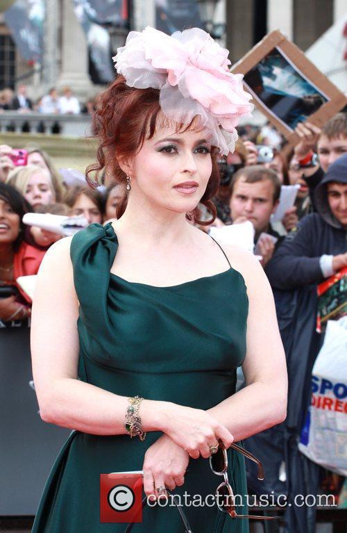 Helena Bonham Carter and Jade Olivia 2