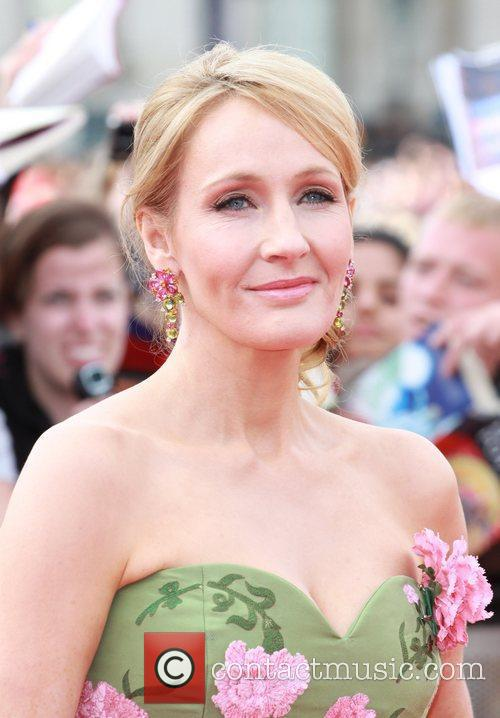 Jk Rowling, Deathly Hallows Premiere