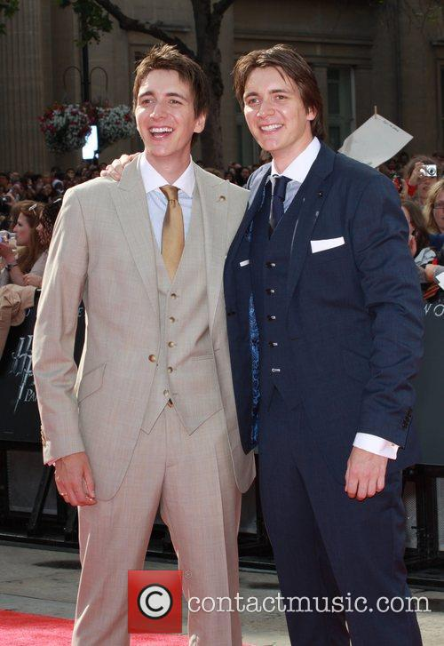 James Phelps and Oliver Phelps 1