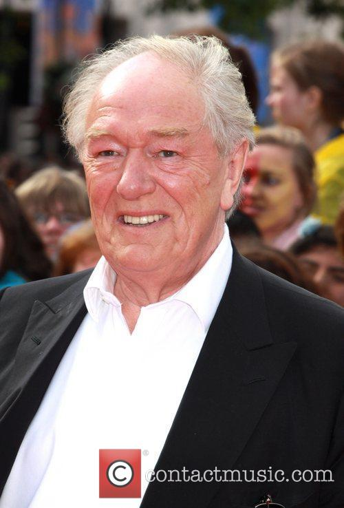 michael gambon harry potter