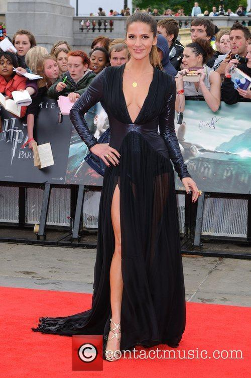 World Premiere of Harry Potter, Deathly Hallows, Part...