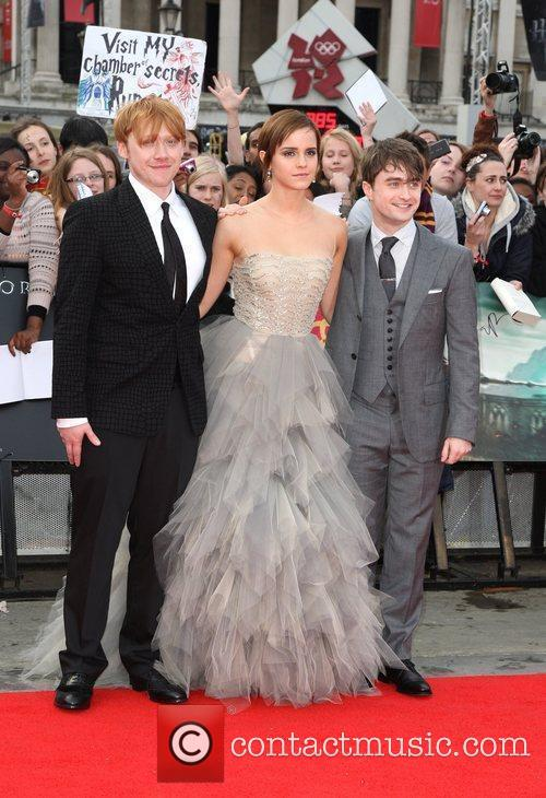 Harry Potter stars