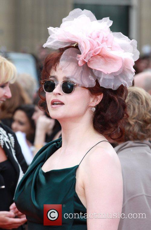 Helena Bonham Carter and Damian Lewis 3