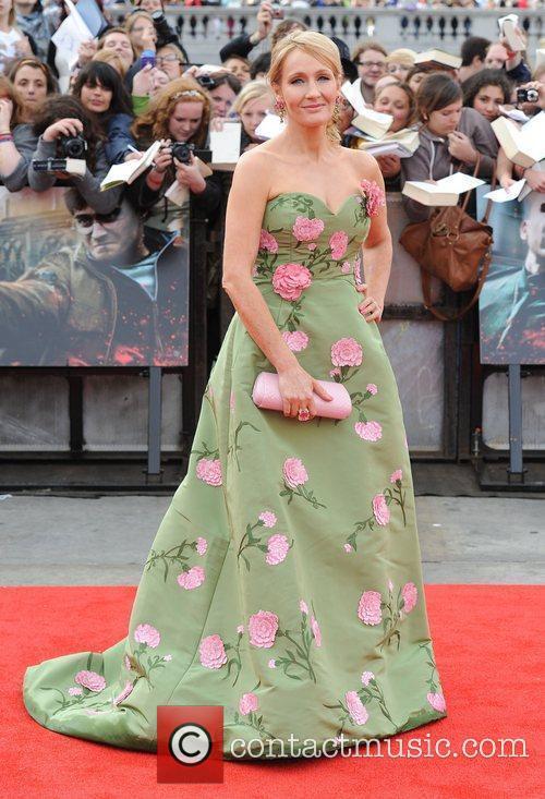 Jk Rowling, Trafalgar Square