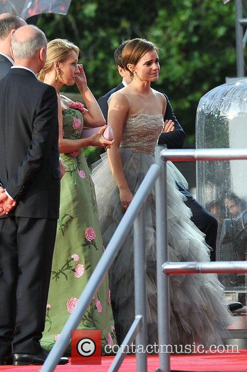 Jk Rowling, Emma Watson, Trafalgar Square