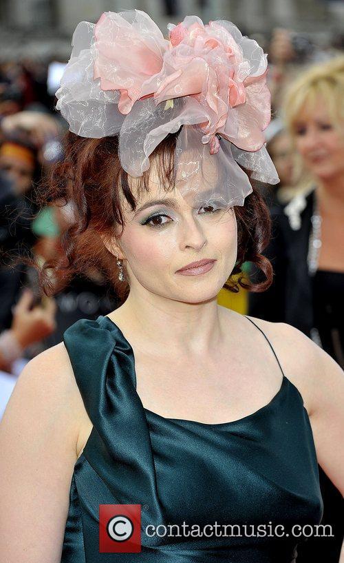 Helena Bonham Carter, Jane Goldman, Trafalgar Square