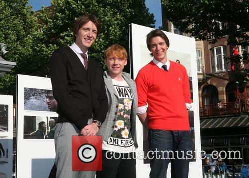 Oliver Phelps and Rupert Grint 3