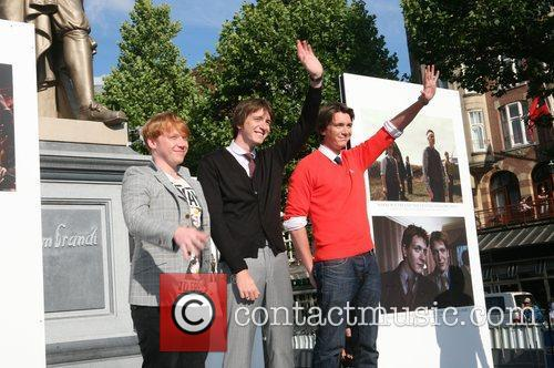 Oliver Phelps and Rupert Grint 2