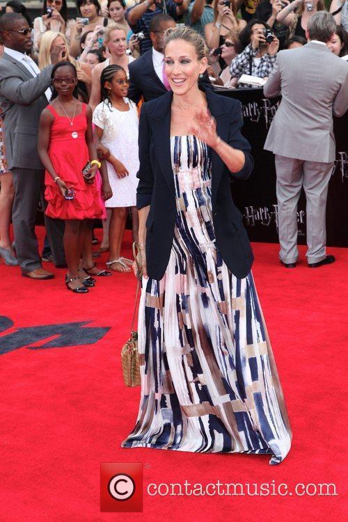 Sarah Jessica Parker ,  New York premiere...