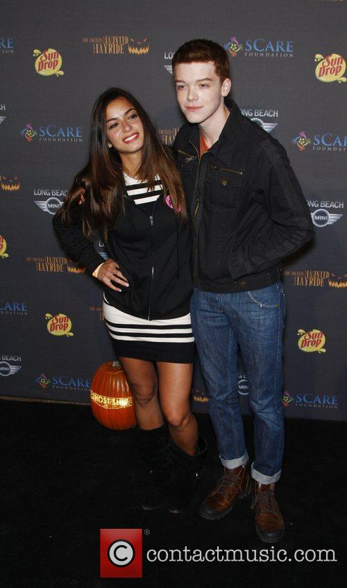 Cameron Monaghan and Guest The 3rd annual Los...