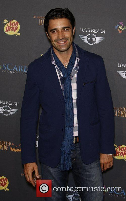 Gilles Marini The 3rd annual Los Angeles Haunted...