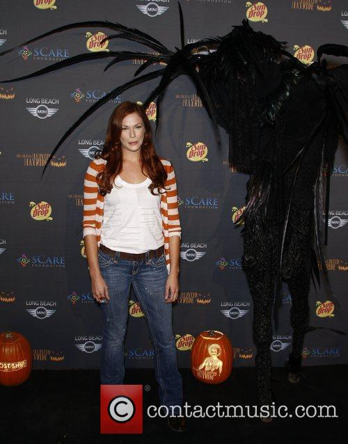 The 3rd annual Los Angeles Haunted Hayride VIP...