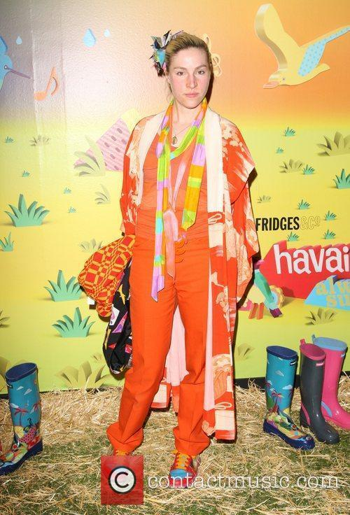 Guest The launch of Havaianas Wellies at Selfridges...