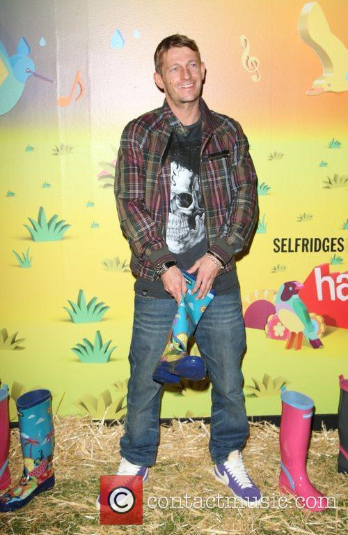 Leo Gregory The launch of Havaianas Wellies at...