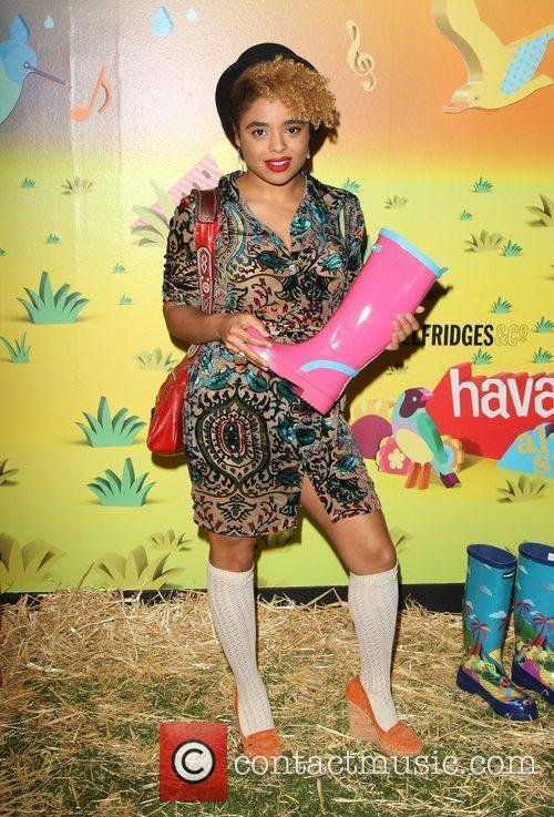 Rox The launch of 'Havaianas Wellies' at Selfridges...