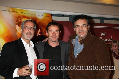 Jon Avnet, Jason Isaacs and Fox Studios 3