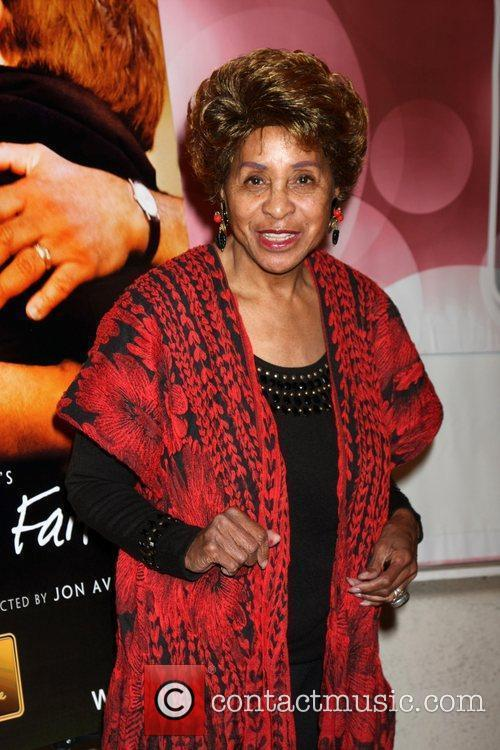 Marla Gibbs and Fox Studios 1