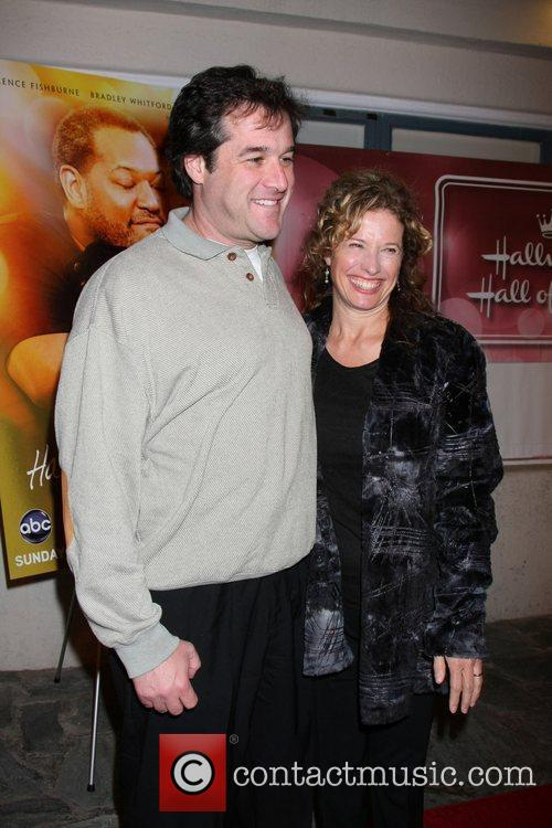 Nancy Travis and Fox Studios 1