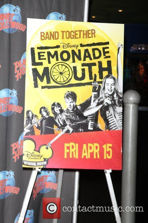 Hayley Kiyoko visits Planet Hollywood Times Square to...