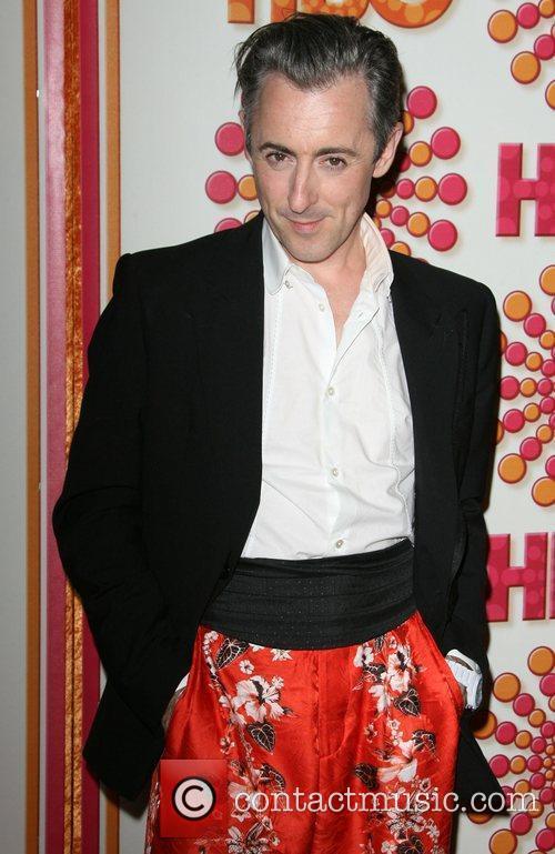 Alan Cumming 2011 HBO's Post Award Reception following...