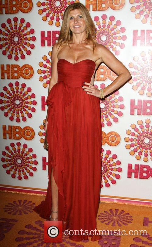 Connie Britton 2011 HBO's Post Award Reception following...