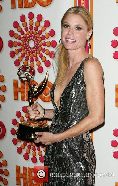 Julie Bowen 2011 HBO's Post Award Reception following...