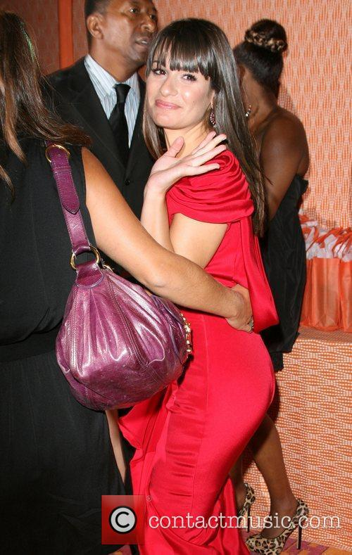 Lea Michele and Emmy Awards 4