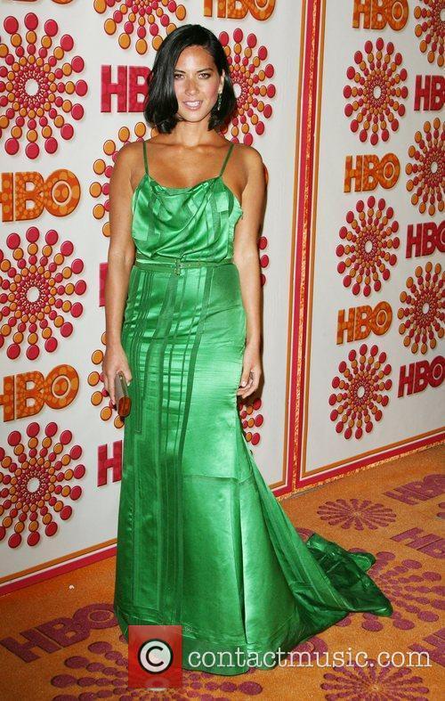 Olivia Munn and Emmy Awards 1