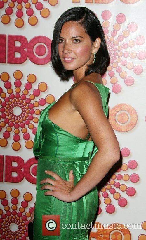 Olivia Munn and Emmy Awards 2